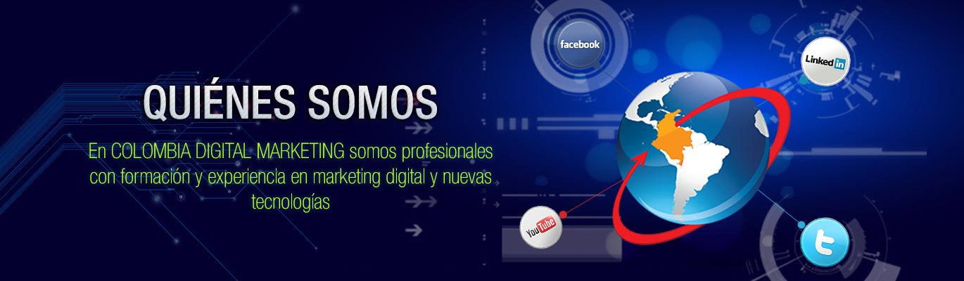 Servicios de Marketing en Internet en Cartagena - Colombia