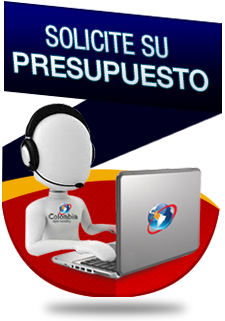 Presupuesto Colombia Digital Marketing - Cartagena
